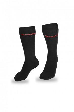 Siyah Termal Çorap