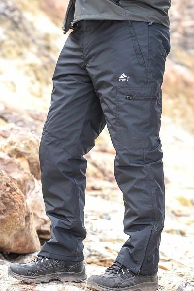 Kodiak Siyah Su Geçirmez Pantolon