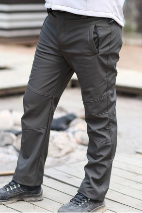 Seword Haki Softshell Pantolon